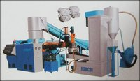 Plastic Recycling Plant (Compactor Series)