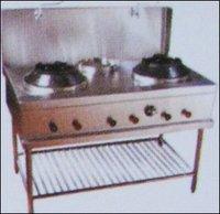 Chinese-Cooking Range