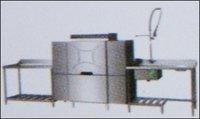 Dish Washing Machine (Conveyor Type)