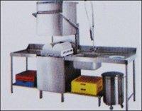 Dish Washing Machine (Hood Type)
