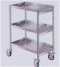 Solid Dish Trolley