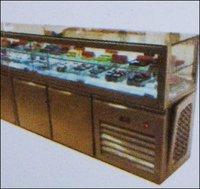 Under Counter Display Refrigerator