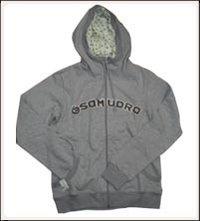 Designer Hooded Jacket