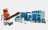 Fly Ash And Cement Bricks Machine