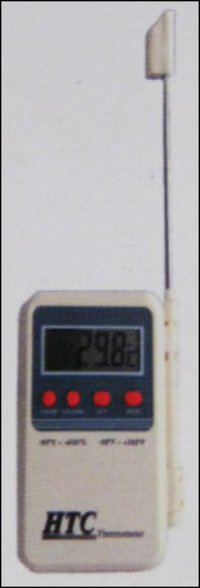 Lcd Portable Digital Multi-Thermometer