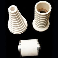 Ceramic Pulleys And Rollers