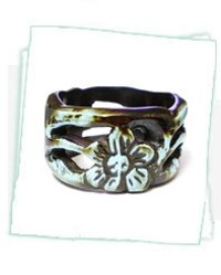 Designer Resin Bracelet