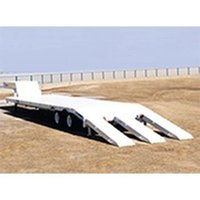 Low Bed Semi Trailers