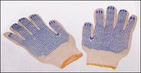 Pvc Dotted Glove