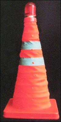 Retractable Traffic Cone (Sh-14)