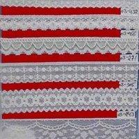 Elegant Design Knitted Lace