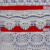 Attractive Guipure Lace Fabric
