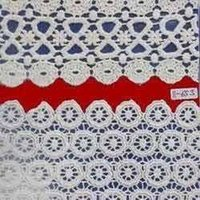 Durable Guipure Lace Fabric