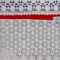 Long Lasting Guipure Lace Fabric