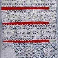 Skin-friendly Crochet Lace