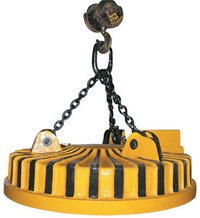 Magnalift Circular Electro Magnetic Lifter Steel Mill Duty Series