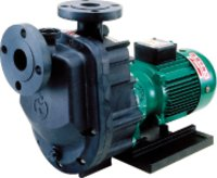 Valve Less Self Priming Magnetic Drive Pump