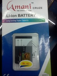 Mobile Li-Ion Battery
