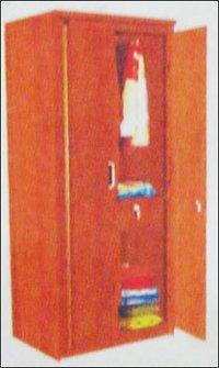 Wooden Office Wardrobe (T 0423)