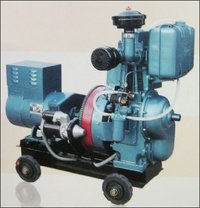 Air Cooled Single Cylinder Generator