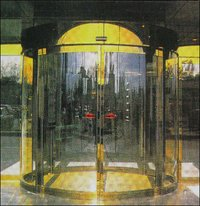 Attractive Automatic Circular Doors