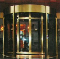 Automatic Revolving Doors (2 Wing)