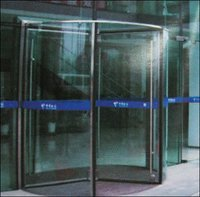 Crystal Automatic Revolving Doors