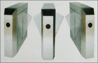 Retractable Flap Pedestrian Barriers (Tyht O51-1)