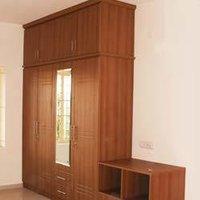 Wardrobe With Loft Box