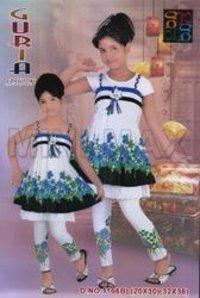 Girl Printed Leggings