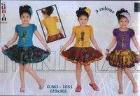 Printed Short Skirts