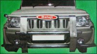 Car Front Safety Guards For Bolera Deluxe