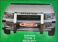 Car Front Safety Guards For Safari