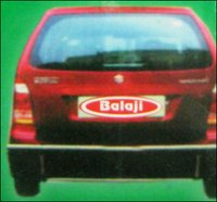 Car Rear Safety Guards (Bcg-034)