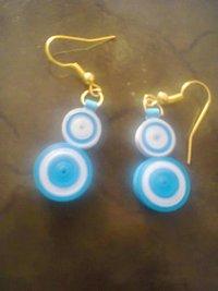 Step Circles Earring For Women