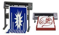Graphic Cutting Plotter (Ioline Sign Cutter)