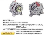 Car Alternator For FORD Series