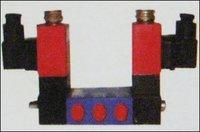 Spool Type Double Solenoid Valve