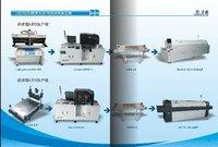 Led Lights Assembly Line Machine