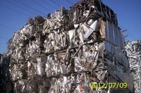 Non Magnetic Stainless Steel Scrap