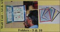 Pivoted Folders (Wall Unit)