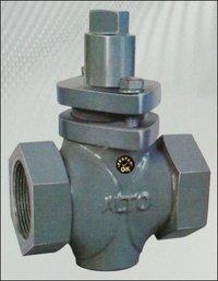 Cast Iron Non Lubricated Tape Plug Valve (Apv 4-09)
