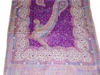 Kashmiri Wool Kani Shawls