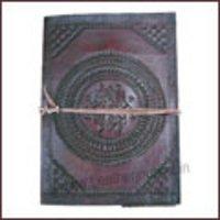 Embossed Leather Photo Album (Pa1010)
