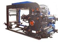 Flexographic Woven Sack Printing Machine