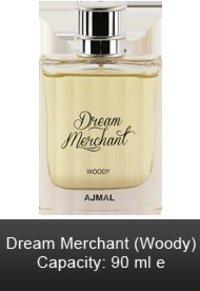 Dream Merchant Woody Small Perfume