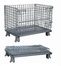 Wire Baskets (Collapsible Wire Containers)