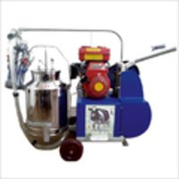 Automatic Cow Milking Machine