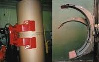 Paper Roll Clamp Pads