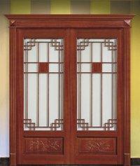 Wooden Screen Doors